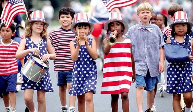 Learning to be an American, one generation at a time